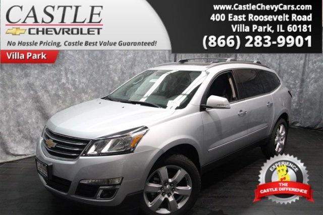new 2016 chevrolet traverse 1lt sport utility in villa park 35338 castle chevrolet. Black Bedroom Furniture Sets. Home Design Ideas