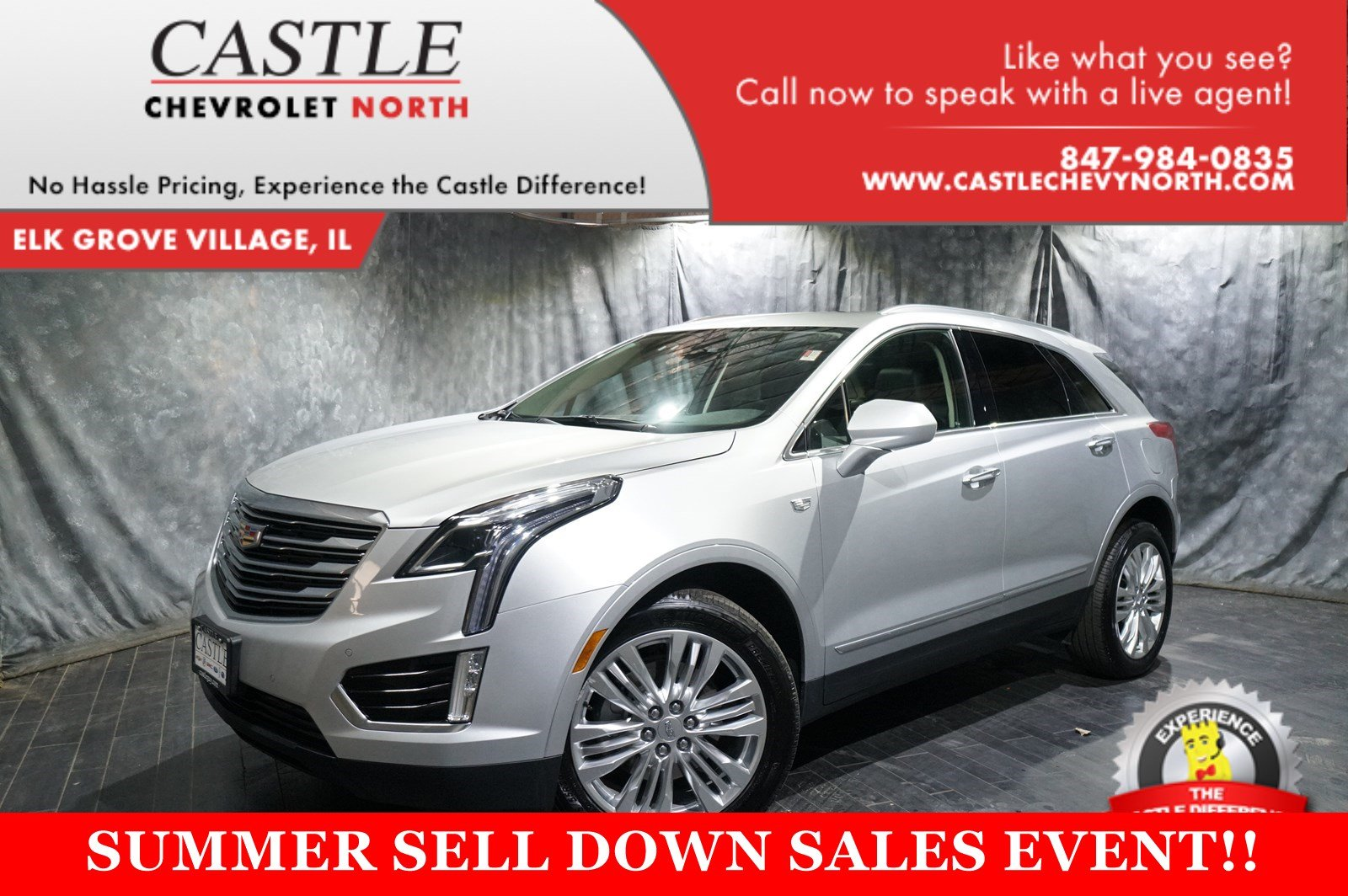 pre owned 2018 cadillac xt5 premium luxury awd sport utility in