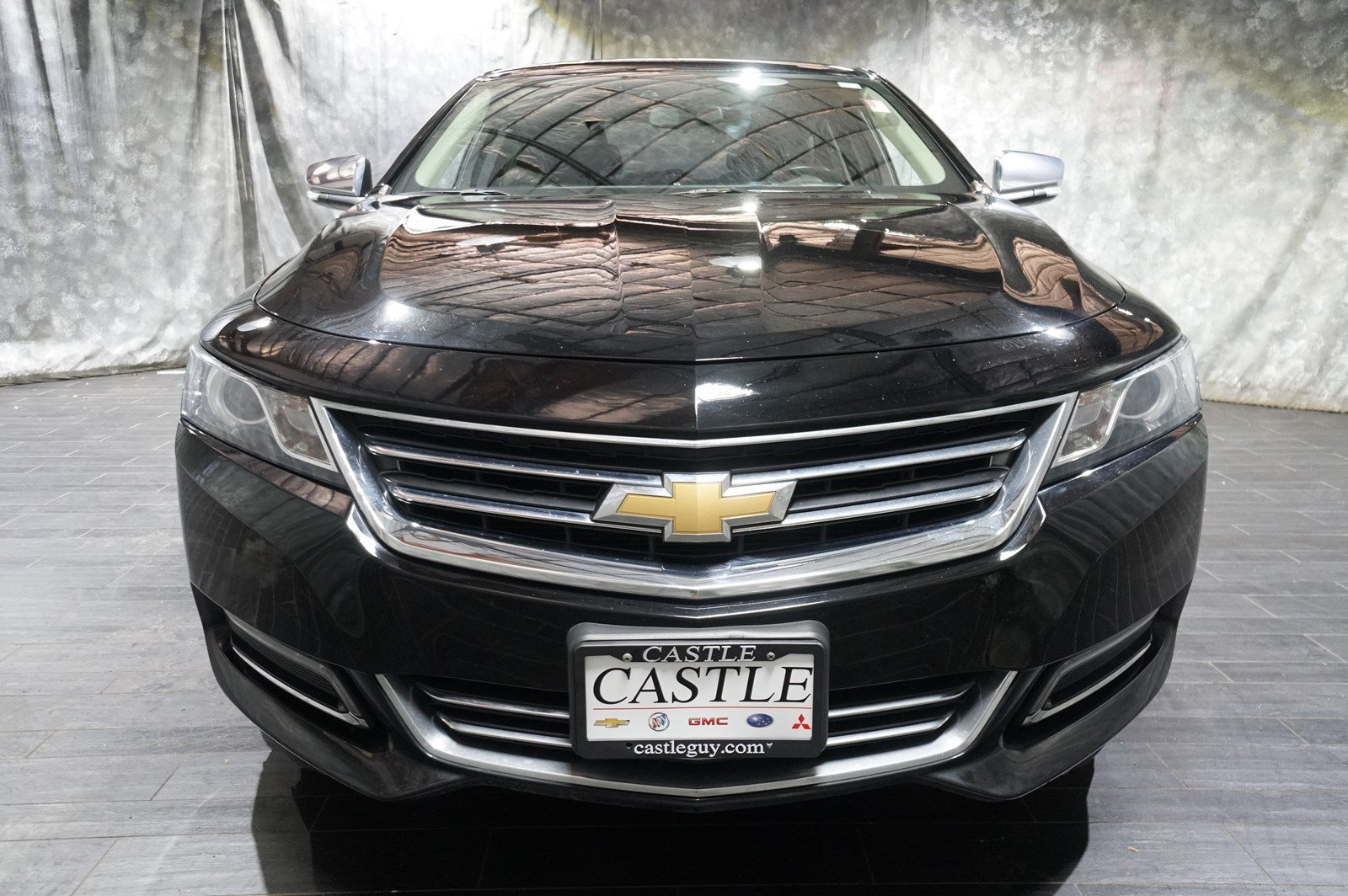 pre-owned 2015 chevrolet impala ltz 4dr car in villa park #g3011
